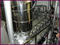 Marine Engine Repair Service