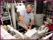 Marine Diesel Engine Repair Service