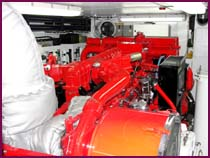 Marine Engine Repowers